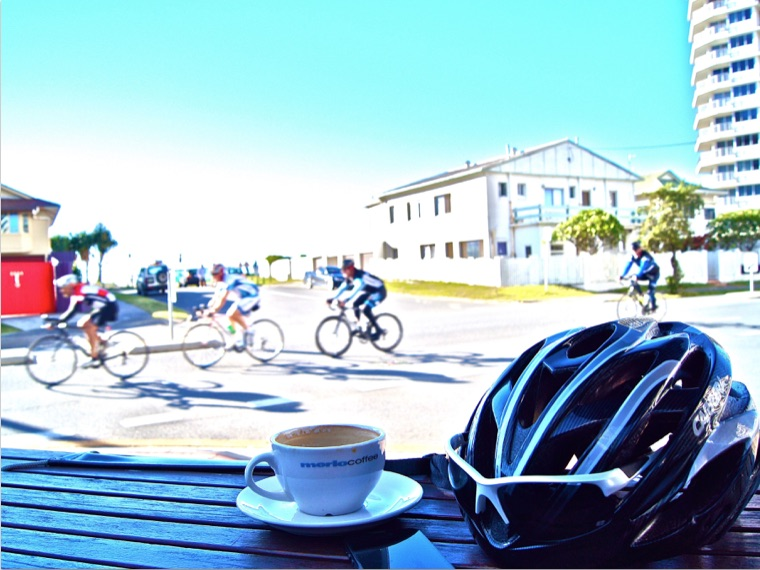 RIDE GC COFFEE PHOTO @ BEACHES