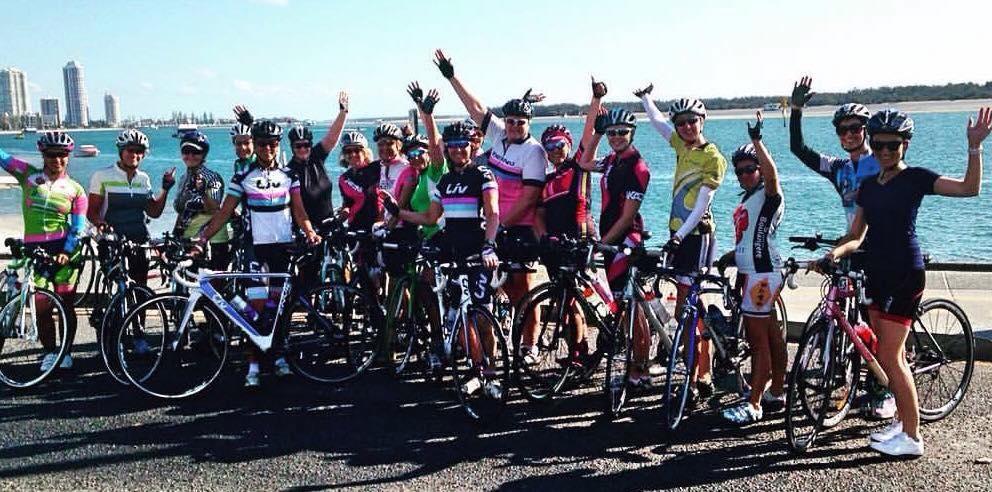 LIV Gold Coast 1st ever ride oct :1
