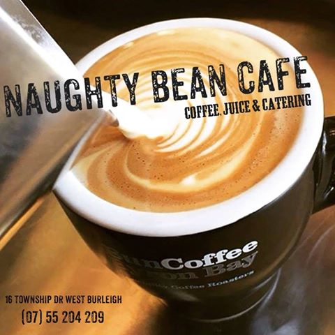 Naughty Bean Cafe :fb