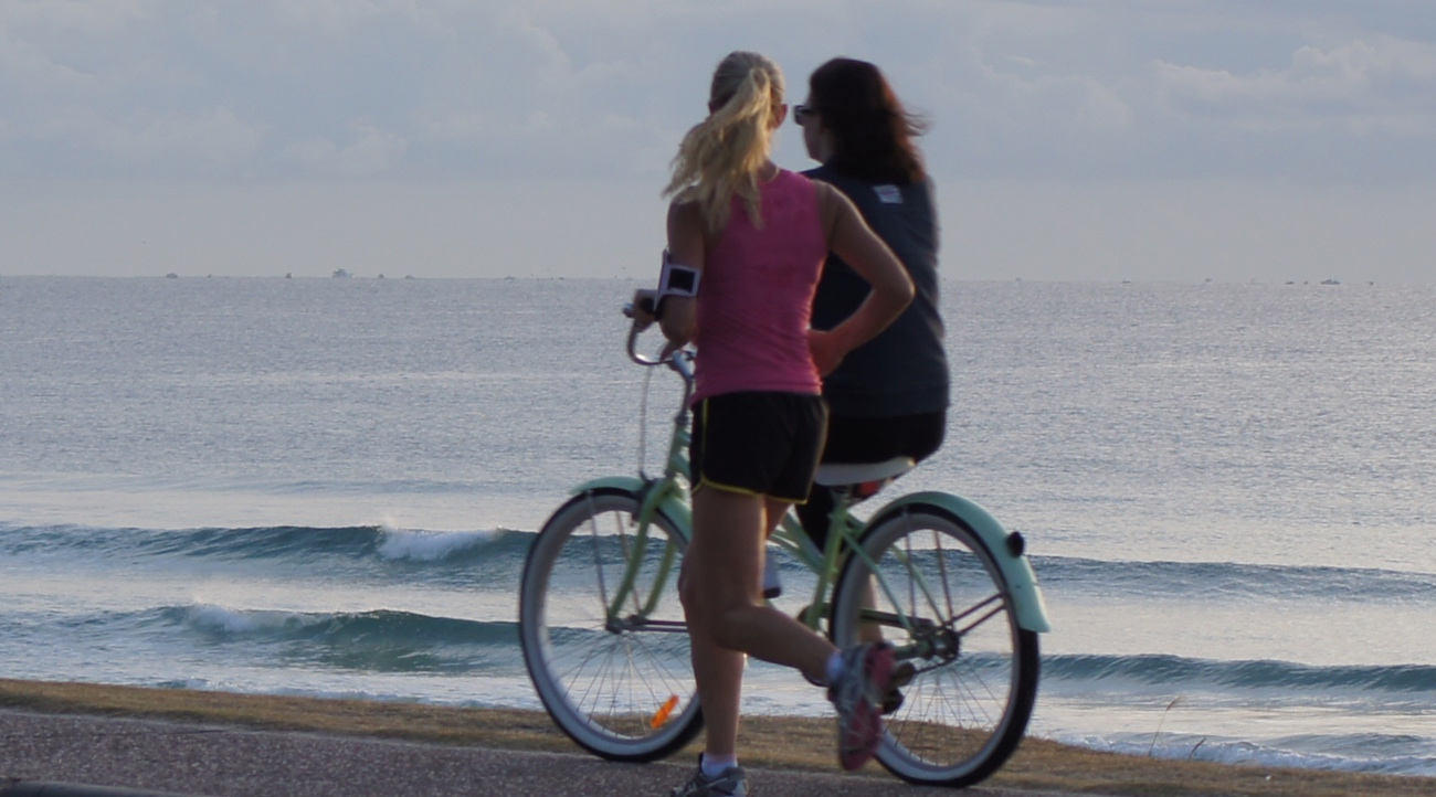 RideGC Narrow Neck Gold Coast